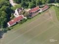 Luftaufnahme der  Reißler Technik Halle in Nordendorf