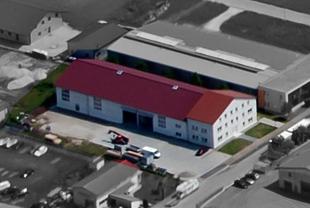 Fertigungs- und Montagehalle Nordendorf