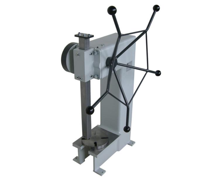 Reissler Technik | Mechanische Montage- und Räumpressen T5