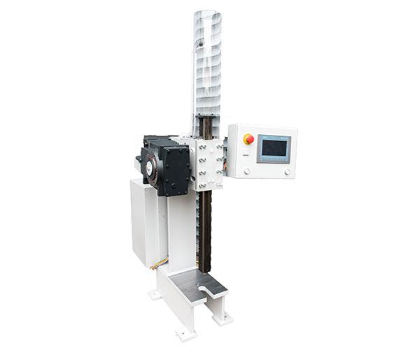 Reissler Technik | Mechanische Montage- und Räumpressen T8