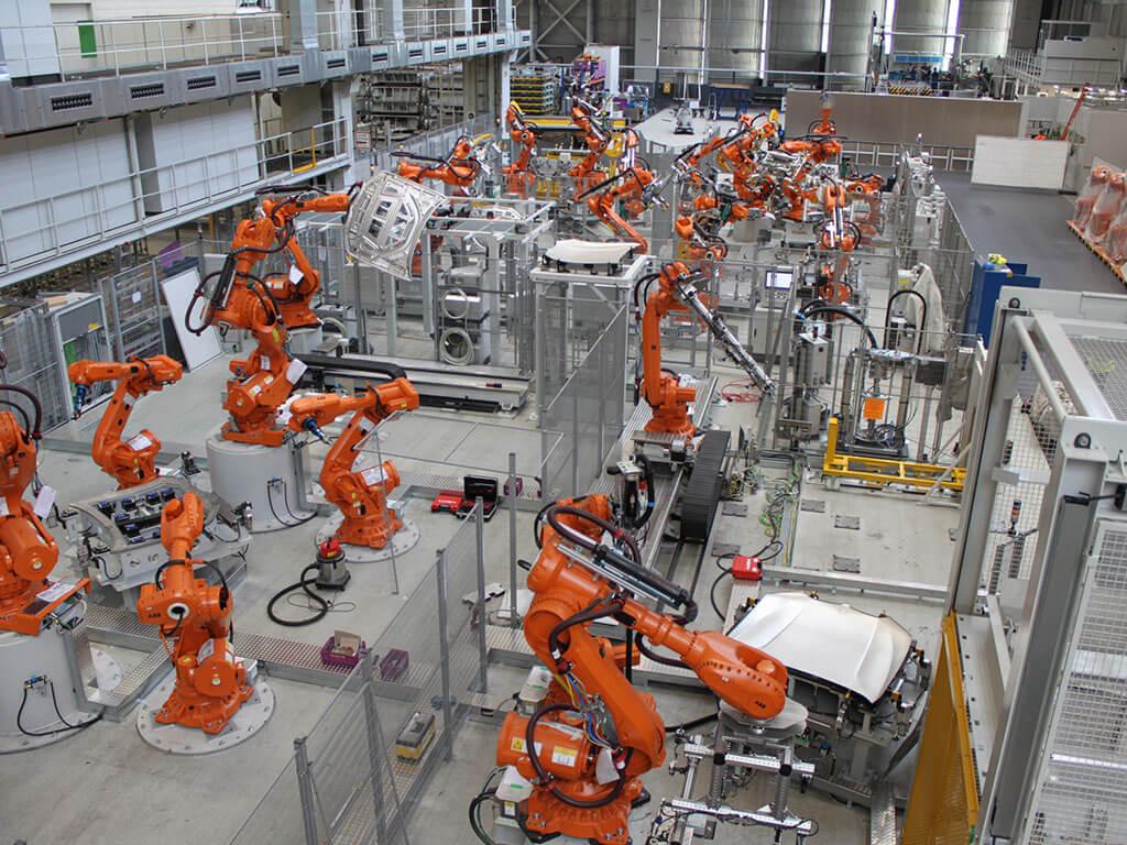 Reissler Technik - Automobilrohbau, Metallverarbeitung